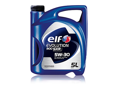 ELF EVOLUTION 900 SXR 5W-30